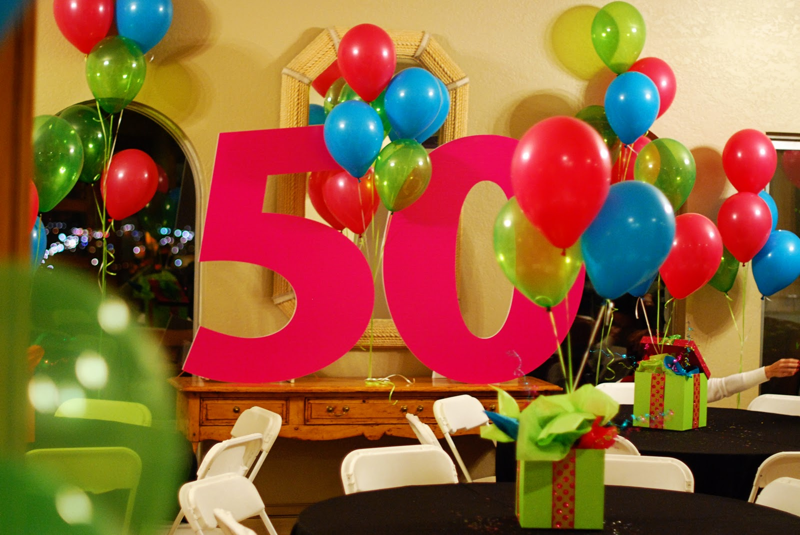 Here it comes 50 fabulous yes clarke write for Table decoration 50th birthday